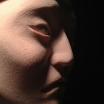 Bunraku head sculpt