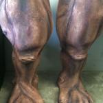 Plastazote ogre legs